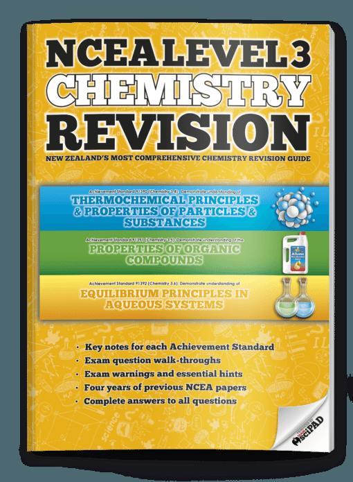 Level 3 Chemistry Revision sciPAD